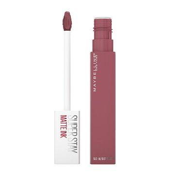 Maybelline – Super Stay Matte Ink pomadka do ust w płynie 175 Ringleader (5 ml)