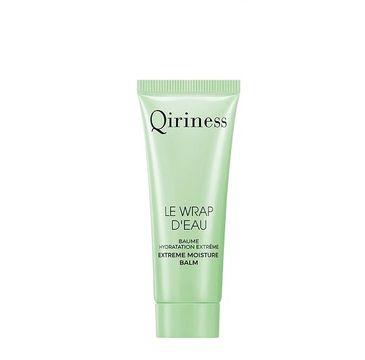 Qiriness – Le Wrap d'Eau maska-balsam głęboko nawilżający (20 ml)