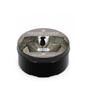 Country Candle – Daylight świeczka zapachowa Grey (35 g)