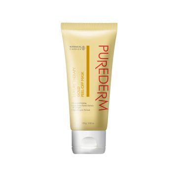 Purederm – Ujędrniająca maska ze złotem Luxury Therapy Gold Peel-Off Mask (100 g)
