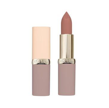 L'Oreal – Paris Color Riche Free the Nudes Lipstick matowa pomadka do ust 03 No Doubts (3.6 g)