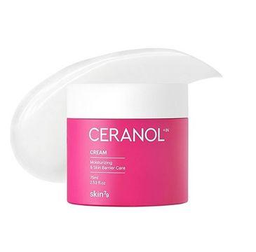 Skin79 Ceranol+In Cream – nawilżająco-regenerujący krem (75 ml)