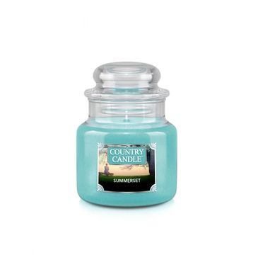 Country Candle – świeca zapachowa Summerset (104 g)