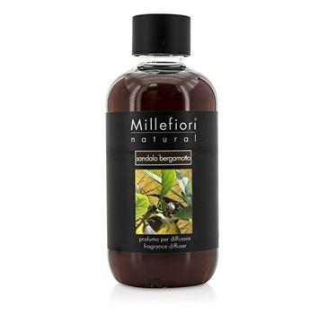 Millefiori Natural Fragrance (uzupełnienie do pałeczek zapachowych Sandalo Bergamotto 250 ml)