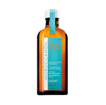 Moroccanoil Treatment Light (kuracja do włosów delikatnych 100 ml)