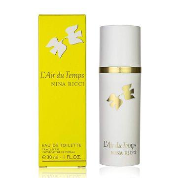 Nina Ricci – L'Air Du Temps woda toaletowa spray (30 ml)