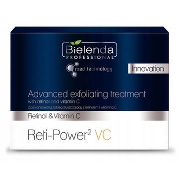 Bielenda Professional – Reti-Power2 VC zaawansowany zabieg złuszczający z retinolem i witaminą C