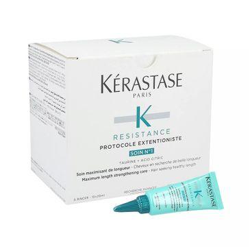 Kerastase Resistance Protocole Extentioniste Soin No 1 (ampułki do włosów osłabionych i zniszczonych 10 x 20 ml)