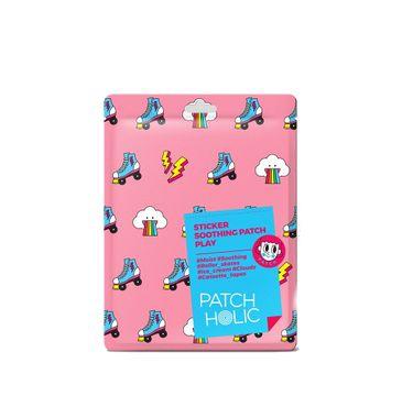 Patch Holic – Kojące płatki do naklejania Sticker Soothing Patch - Play (12 g)
