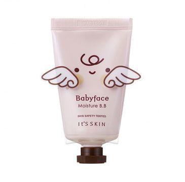 It's Skin Babyface BB Cream (Moisture) krem BB przeznaczony do cery normalnej i suchej 30ml