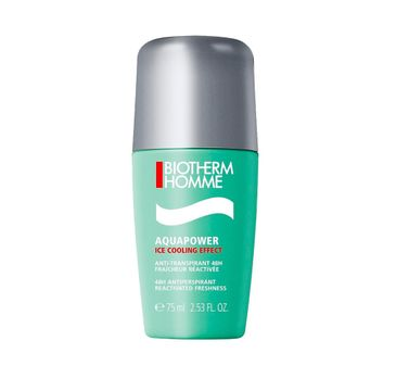 Biotherm Aquapower Homme Ice Cooling Effect dezodorant w kulce 75ml