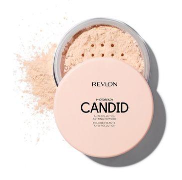 Revlon PhotoReady Candid Anti-pollution Setting Powder sypki puder do twarzy 001 Translucent 15g