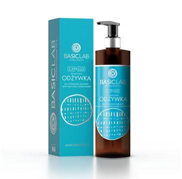 BasicLab Capillus Conditioner (stymulująca odżywka na wypadanie włosów 300 ml)