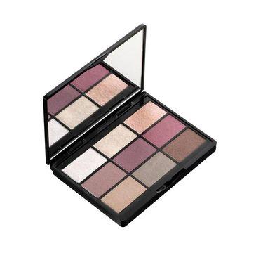 Gosh Shadow Collection Eyeshadow Palette – paleta cieni do powiek 001 To Enjoy In New York (12 g)