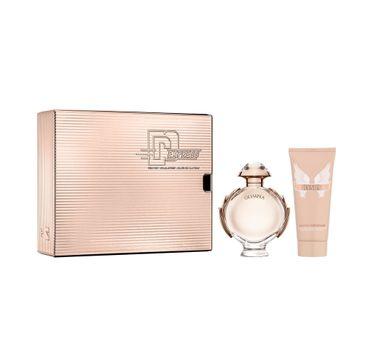 Paco Rabanne – Zestaw Olympea woda perfumowana spray 80ml + balsam do ciała 100ml (1 szt.)