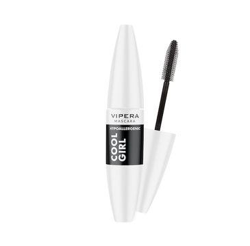 Vipera Mascara Feminine Cool Girl Hypoallergenic – hipoalergiczny tusz do rzęs Black (12 ml)