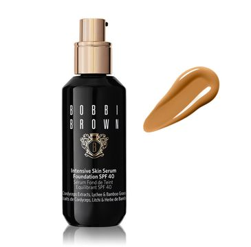 Bobbi Brown – nawilżający podkład do twarzy z pompką W-064 Honey Intensive Skin Serum Foundation SPF40 (30 ml)