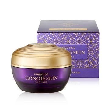 Hongik Skin Prestige Syn-Ake Cream – krem do twarzy z ekstraktem z jadu węża (80 g)