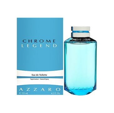 Azzaro – Chrome Legend woda toaletowa spray (125 ml)