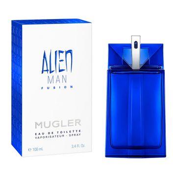 Thierry Mugler – woda toaletowa spray Alien Man Fusion (100 ml)