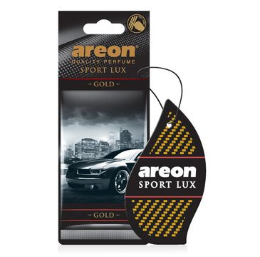 Areon Sport Lux – odświeżacz do samochodu Gold (1 szt.)
