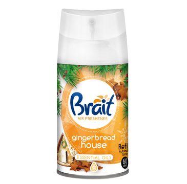 Brait – Odświeżacz powietrza Gingerbread House  refill (250 ml)