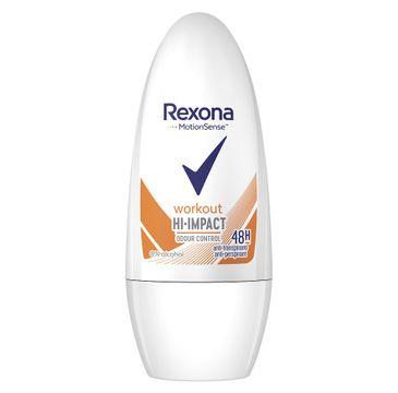 Rexona Workout Anti-Perspirant 48h – antyperspirant w kulce (50 ml)