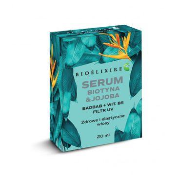 Bioelixire – Serum Biotyna + Jojoba Zdrowe i elastyczne włosy (20 ml)