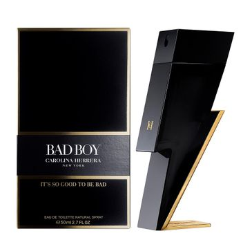 Carolina Herrera Bad Boy woda toaletowa spray 50ml