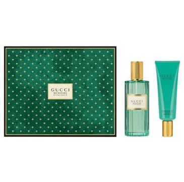 Gucci – Zestaw Memoire d'une Odeur woda perfumowana spray 100ml + żel pod prysznic 75ml (1 szt.)