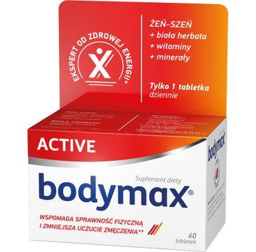 Bodymax – Active suplement diety (60 tabletek)