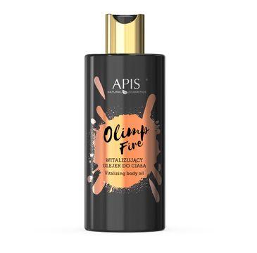 Apis – Olimp Fire Body Oil witalizujący olejek do ciała (300 ml)