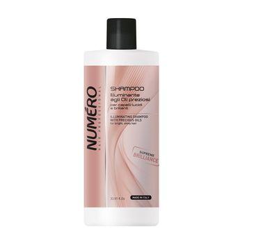 Numero – Nabłyszczający szampon z drogocennymi olejkami (1000 ml)