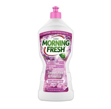 Morning Fresh – płyn do mycia naczyń Sweet Pea & Freesia (900 ml)