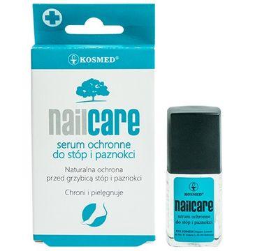 Kosmed Nail Care serum ochronne do stóp i paznokci 10 ml