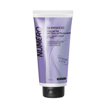 Numero – Wygładzający szampon z olejkiem z awokado (300 ml)
