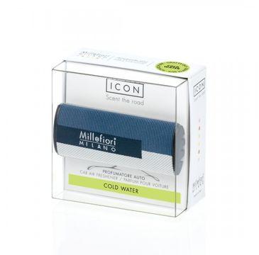 Millefiori Car Icon (zapach samochodowy Textile Geometric Cold Water 1 szt.)