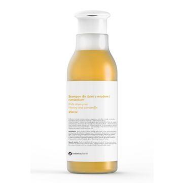 Botanicapharma – Kids Shampoo szampon dla dzieci z miodem i rumiankiem (250 ml)