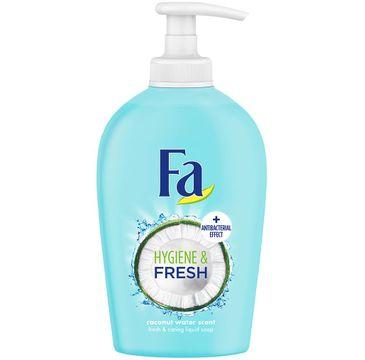 Fa – Hygiene & Fresh Coconut Water Liquid Soap mydło w płynie o działaniu antybakteryjnym (250 ml)