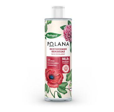Polana – Płyn micelarny - Oczyszczanie i Demakijaż (400 ml)