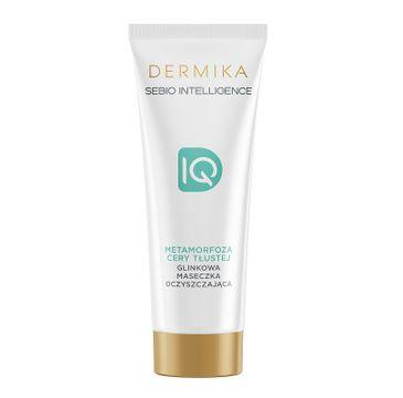 Dermika Sebio Intelligence – glinkowa maseczka oczyszczająca (50 ml)