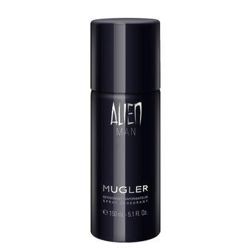 Mugler Alien Man dezodorant spray 150ml