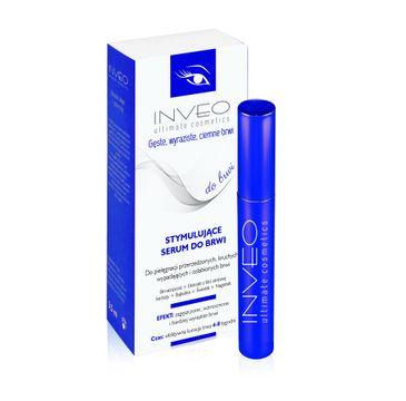 Inveo – Stymulujące serum do brwi odbudowująco-odżywcze (3.5 ml)