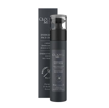 Clochee – Men Energizing Face Cream energetyzujący krem do twarzy dla mężczyzn (50 ml)