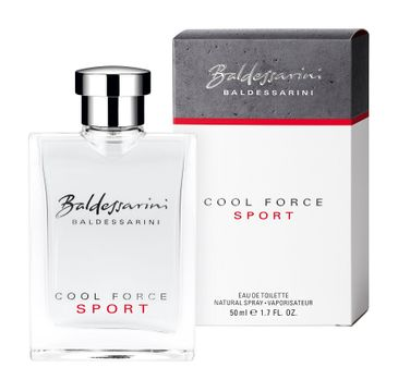 Baldessarini Cool Force Sport – woda toaletowa (50 ml)