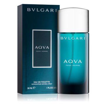 Bvlgari – Aqva Pour Homme woda toaletowa spray (30 ml)