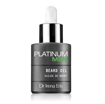 Dr Irena Eris – Platinum Men Beard Maniac olejek do brody (30 ml)