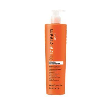 Inebrya Ice Cream Dry-T Leave-In Conditioner – odżywka do włosów bez spłukiwania (300 ml)