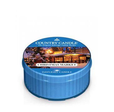 Country Candle – Daylight świeczka zapachowa Christmas Market (42 g)
