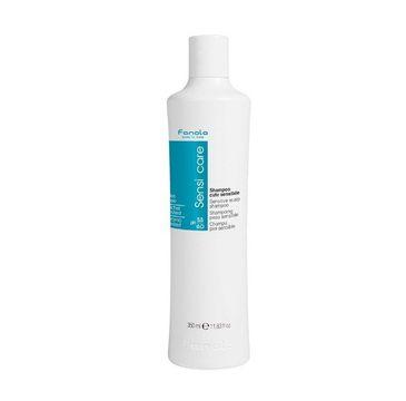 Fanola – Sensi Care Shampoo szampon do wrażliwej skóry głowy (350 ml)